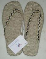 Jute Yoga Slippers